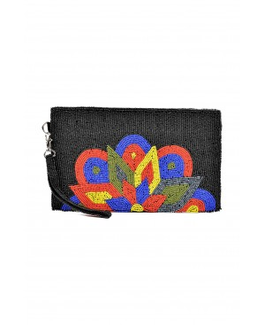 Handmade Bag Ethnic Flower