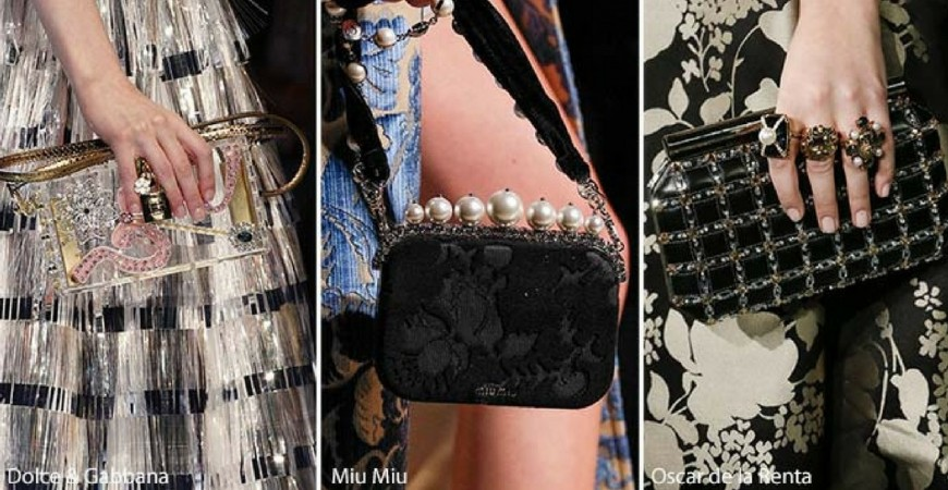 Fall Winter 2016 Trends for Bags