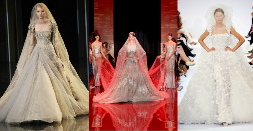 Ellie Saab - Haute Couture Wedding Dresses