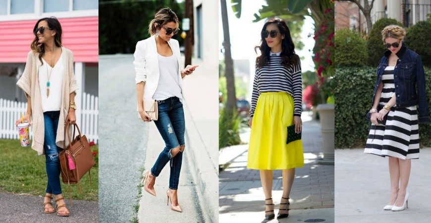 Wardrobe Essentials Every Woman Will Need in 2017 Spring