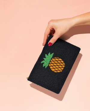 Handmade Bag Bold Pinapple