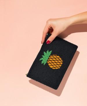 Handmade Bag Bold Pinapple