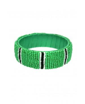 Power Dressing Avocado Bracelet
