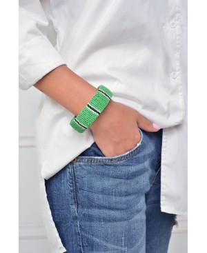 Power Dressing Avocado Bracelet