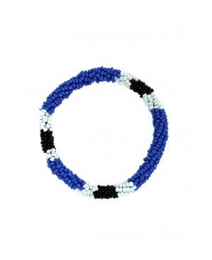 Eclectic Dressing Blue Bracelets