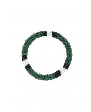 Eclectic Dressing Green Bracelet