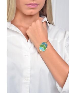 Green Leaves Bracelet