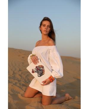 Flamboyant Femme Bag