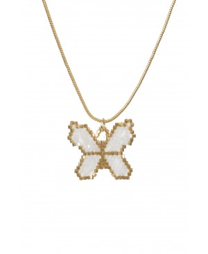 Muse Butterfly Necklace
