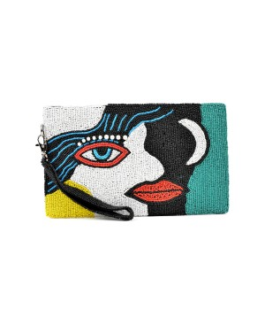 Handmade Bag Picasso Black