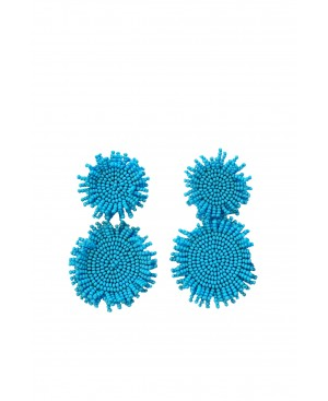 Fabulous Summer Turquoise Earrings