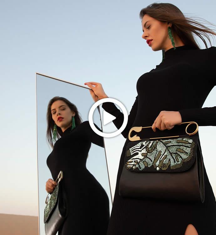Handbags for confident women
