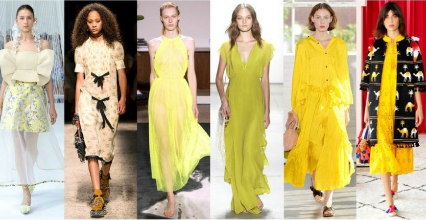 Fashion Report: SS2017 Trends: PART I