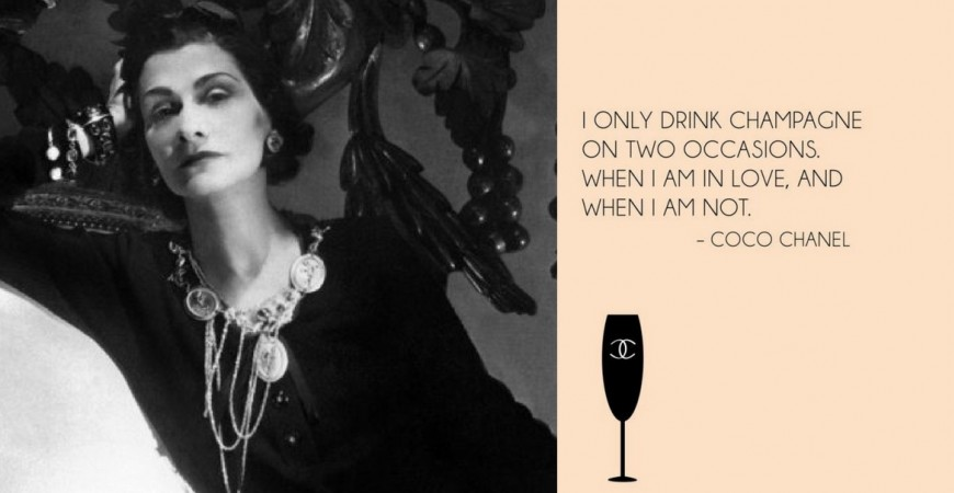 Fashion Lesson: COCO CHANEL